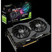 Asus ROG Strix GeForce GTX 1660 Super OC Edition 6GB GDDR6 192-bit Graphics