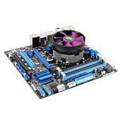 Cooler Master X DREAM i117 Low Profile Silent Operation Blower Style Cooler