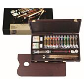 ROYAL TALENS REMBRANDT Oil Colour Box Professional