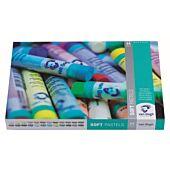 ROYAL TALENS VAN GOGH Soft Pastels Set 24 Colours