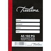 TREELINE A5 - 192 PAGE - MANUSCRIPT BOOK - F/M