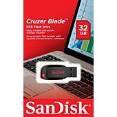 Sandisk Cruzer Blade USB 32GB