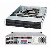 SuperMicro 825TQC-R1K03LPB Server Rackmount Chassis 2U No motherboard