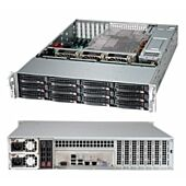 SuperMicro 826BE1C4-R1K23LPB Server Rackmount Chassis 2U, No motherboard