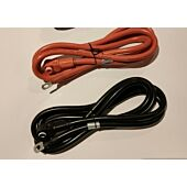 Cable Pack for US2000B / US3000 / Phantom-S Solar Batteries 2m (exc comm. cable) Pylontech Battery to Inverter