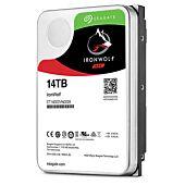 Seagate - IronWolf 12TB NAS 3.5 inch SATA 6GB/s RPM 7200 256mb Cache Internal Hard Drive