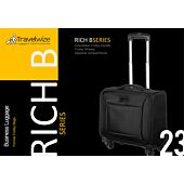 Travelwize RichB Business Trolley 16 inch Black