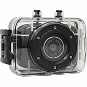 Volkano LifeCam HD Action Camera Black