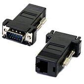 VGA Over CAT5 Passive Pair