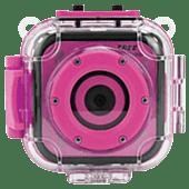 Volkano Kids Funtime Series Waterproof Action Camera - Pink