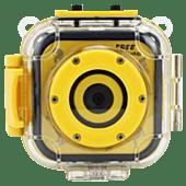 Volkano Kids Funtime Series Waterproof Action Camera - Yellow