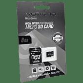 Volkano Micro Series Micro SD card 8GB Class 4