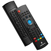 Volkano Scirocco Series Airmouse with Learning Remote and Keyboard