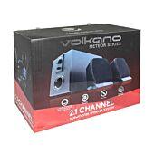 Volkano Meteor Series 2.1 Speaker System