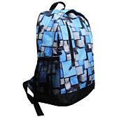 Volkano Two Squared Series Backpack - Blue