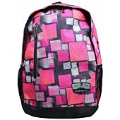 Volkano Two Squared Series Backpack - Pink