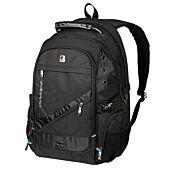 Volkano G-Unit Backpack Blk/Grey/Turq