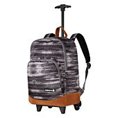 Volkano Diva Geo Trolley Backpack Grey