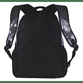 Volkano Champ Shattered Geo Backpack 22L - Black
