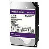 Western Digital Purple 12TB 3.5 inch SATA3 6.0Gbps Surveillance HDD