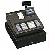 Sharp XE-A207B Electronic Thermal Cash Register (XE-207)