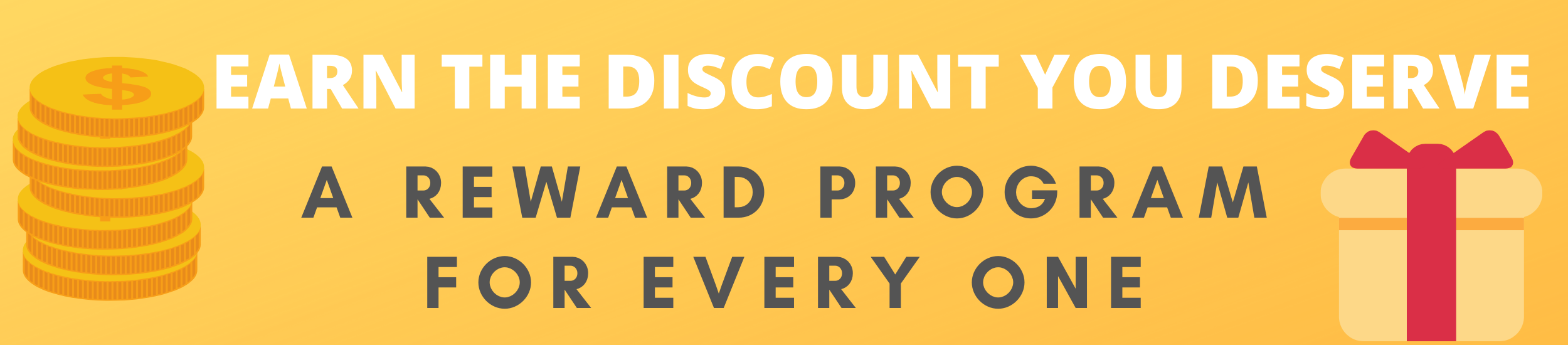 Enjoy Awesome Discounts with Reward Points at Cliqtosave